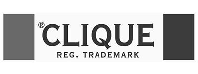 CLIQUE_logo_BW
